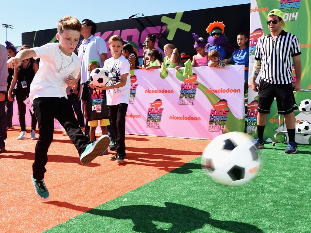 Lil' Beckham