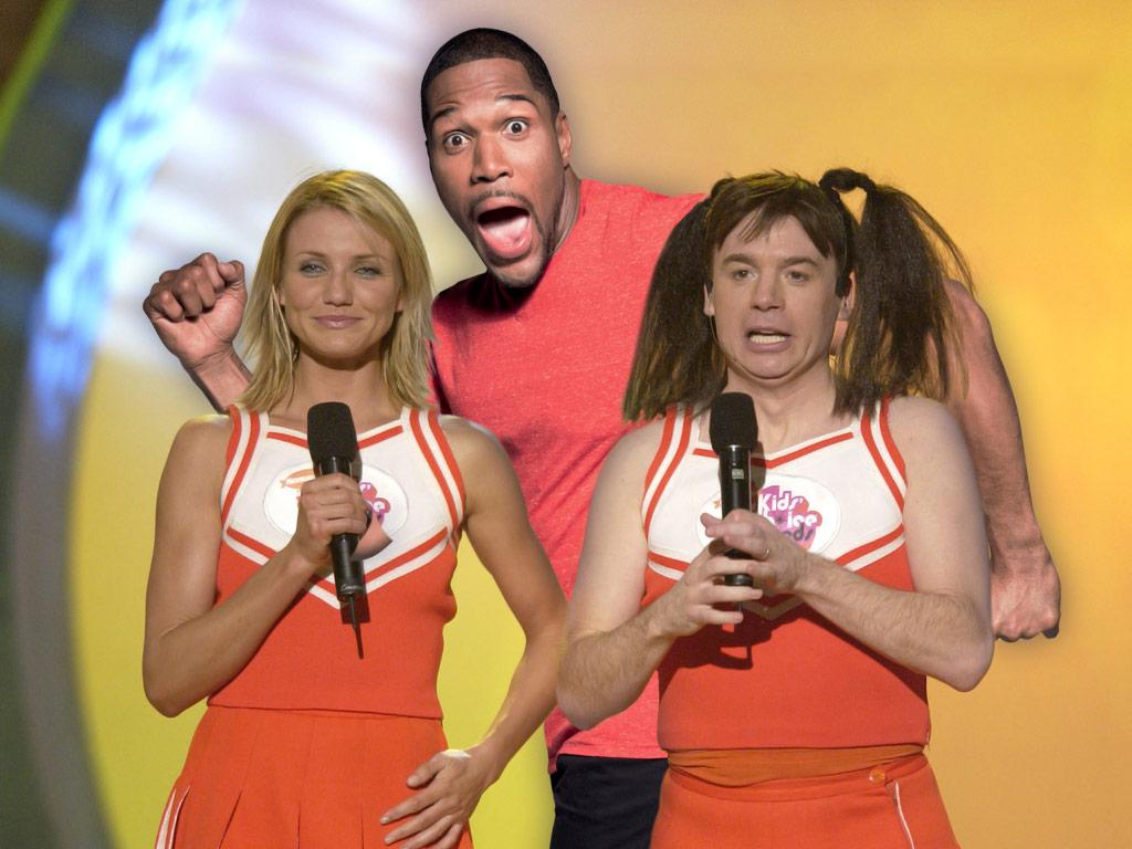 If you like cheerleaders... then you'll love Kids' Choice Sports!