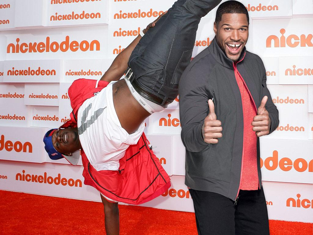 If you like random breakdancing contests... then you'll love Kids' Choice Sports!