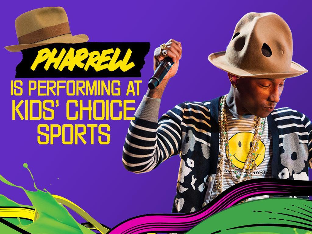 2014: The Many Hats of Pharrell