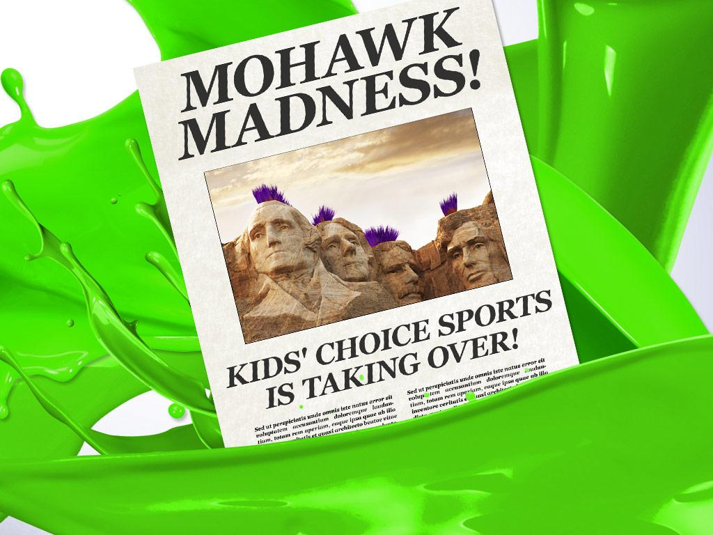 Mohawk Madness is here!