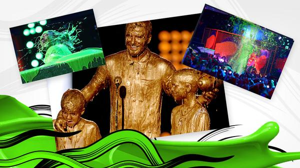"""Kids' Choice Sports: """"Slimes of the Night"""""""
