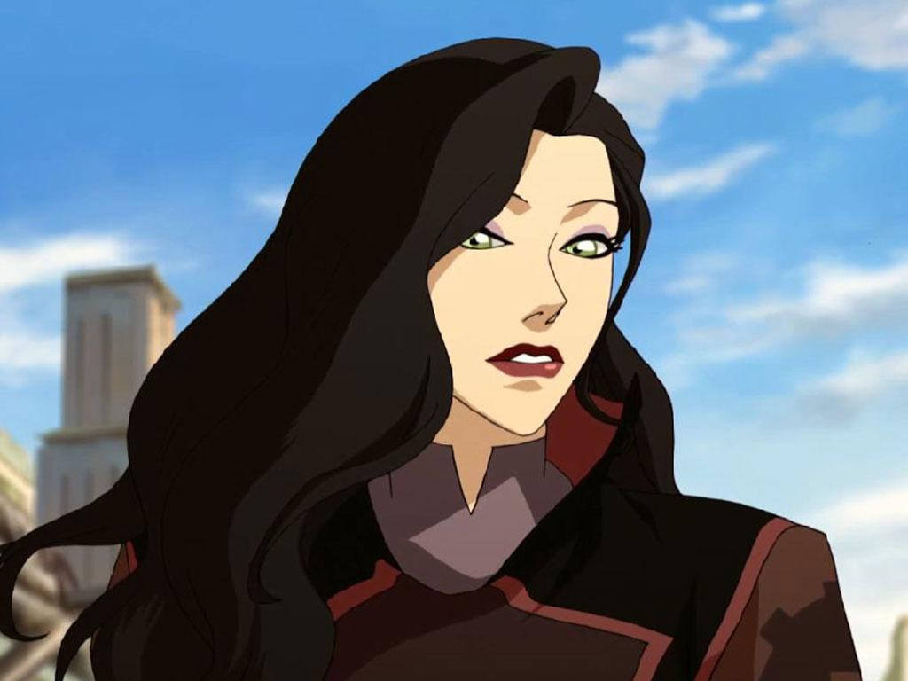 Asami Is Awesome!