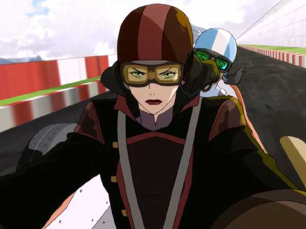 Legend of Korra: Asami Is Awesome!