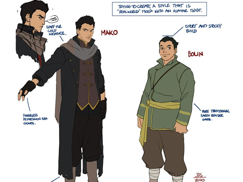 Mako and Bolin