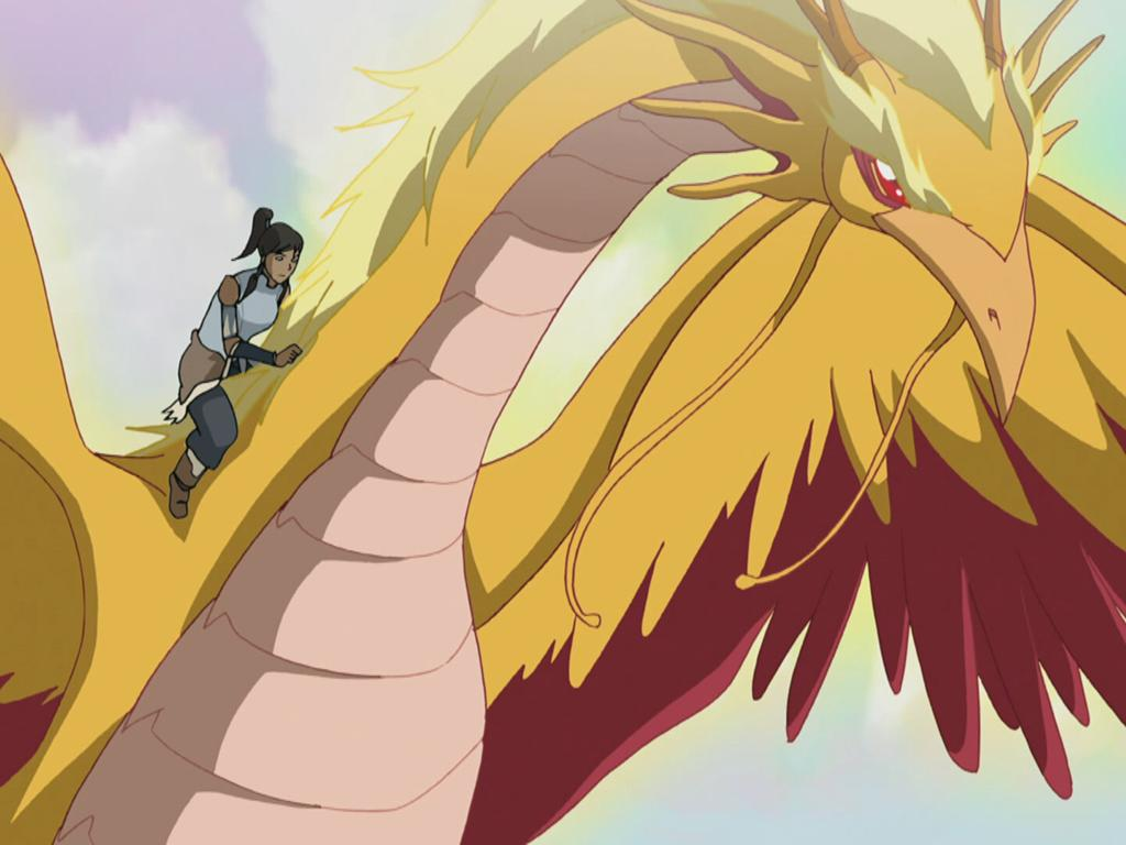8. Dragon Bird Spirit