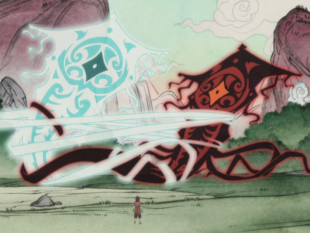 2. Raava & Vaatu