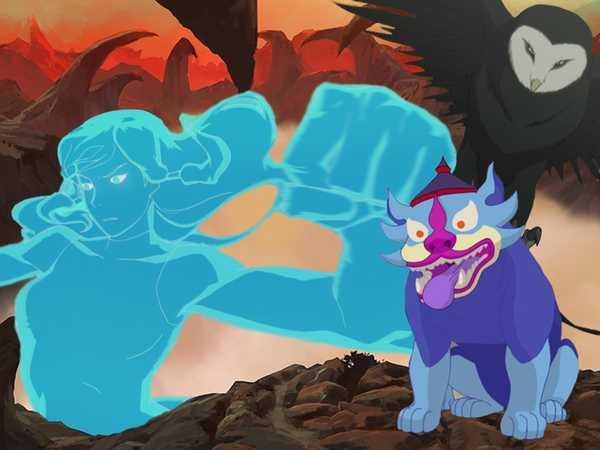 Legend Of Korra: Top 10 Coolest Spirits