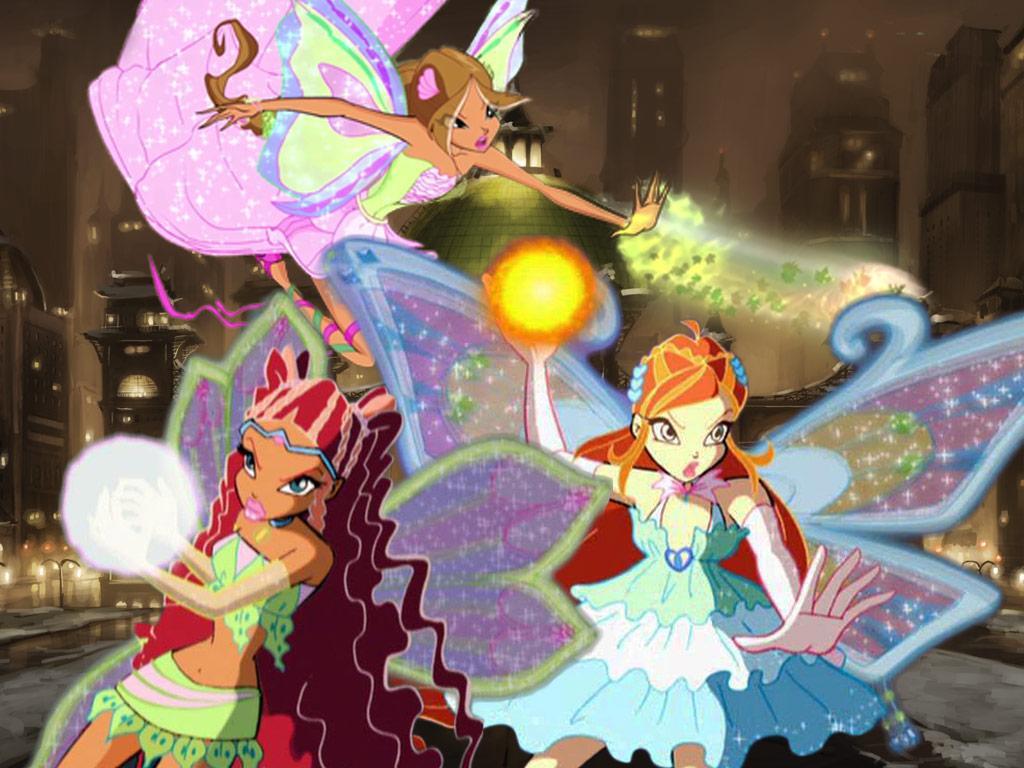 Fierce Fairies