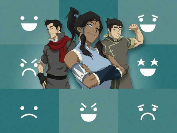 Say It With: Korra GIFs