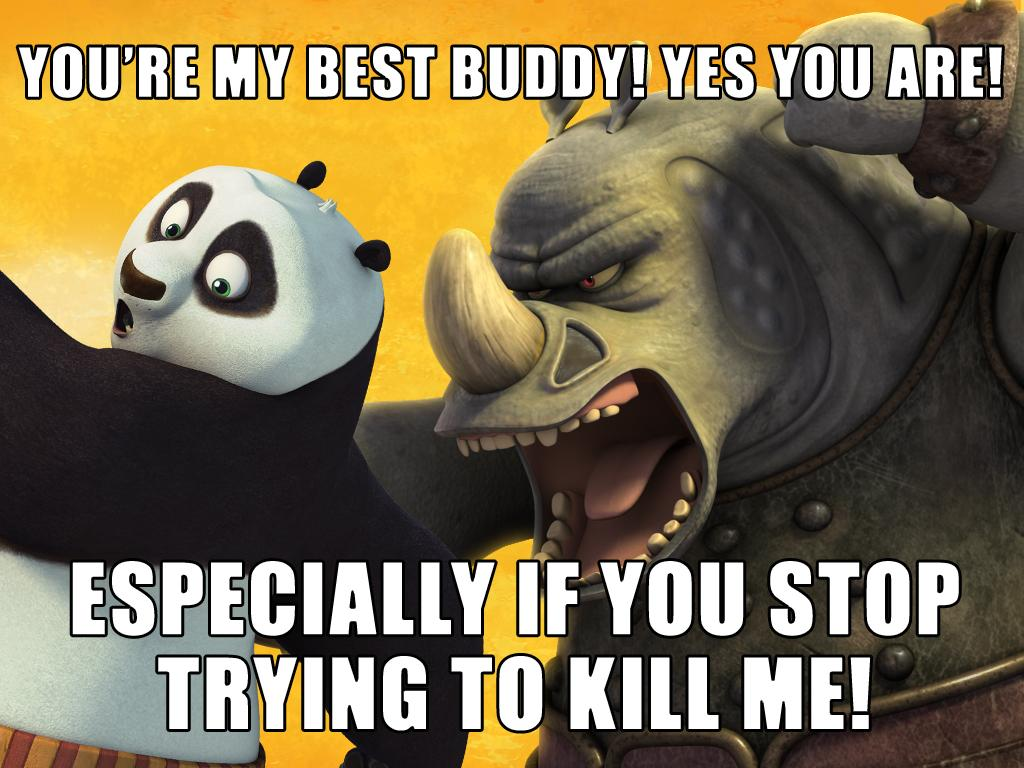 You're My Best Buddy!