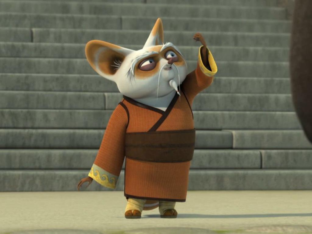 kung fu panda shifu s wise words
