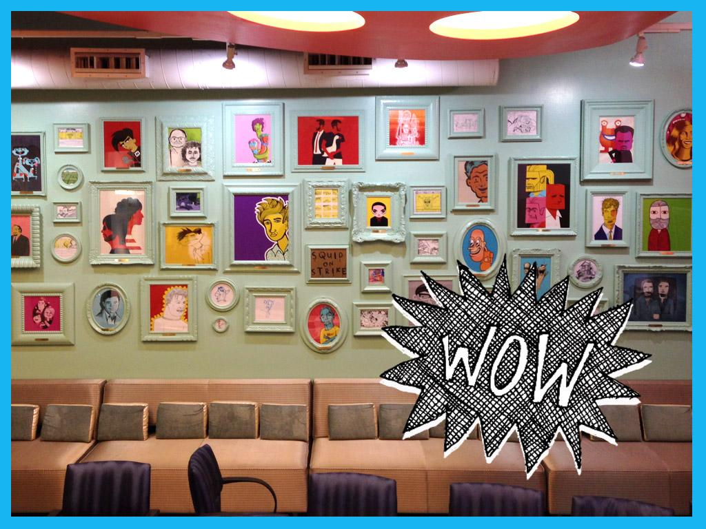 Nickelodeon Animation Studios Inside