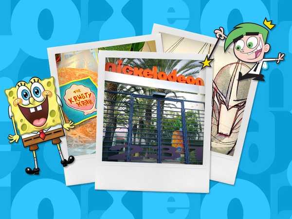 SpongeBob SquarePants: Tour The Nick Animation Studio!