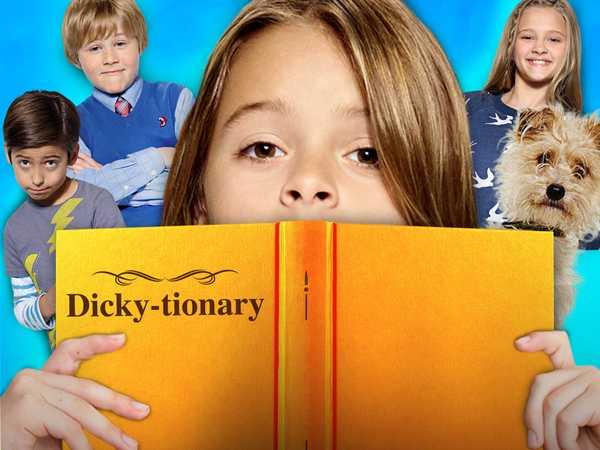 Nicky, Ricky, Dicky & Dawn: The Dicky-tionary