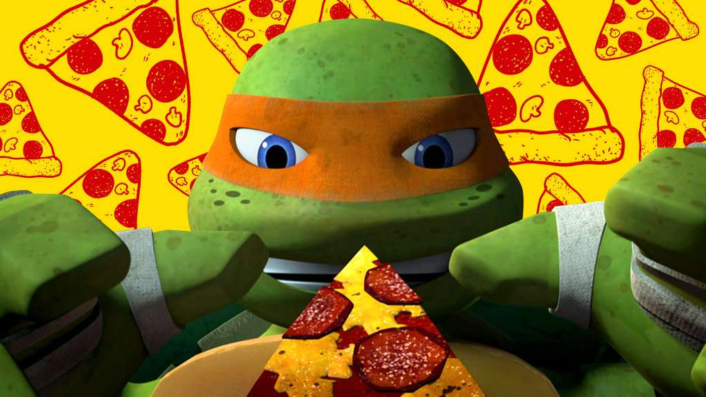 TMNT: How to Enjoy Pizza Ninja Style