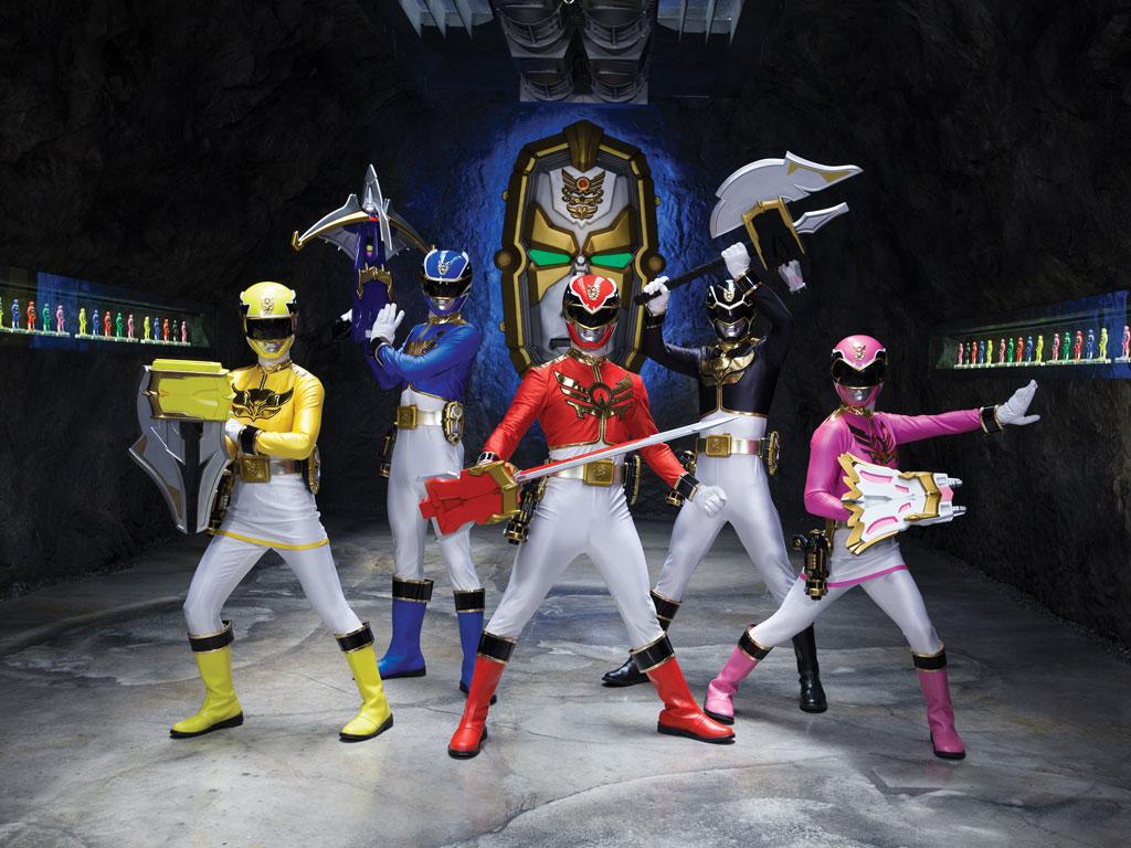 Power Rangers Megaforce: Back in Action!