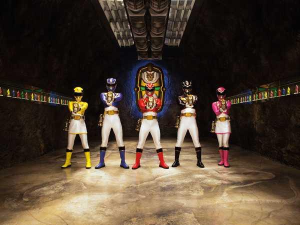 Power Rangers Megaforce: Back in Action!