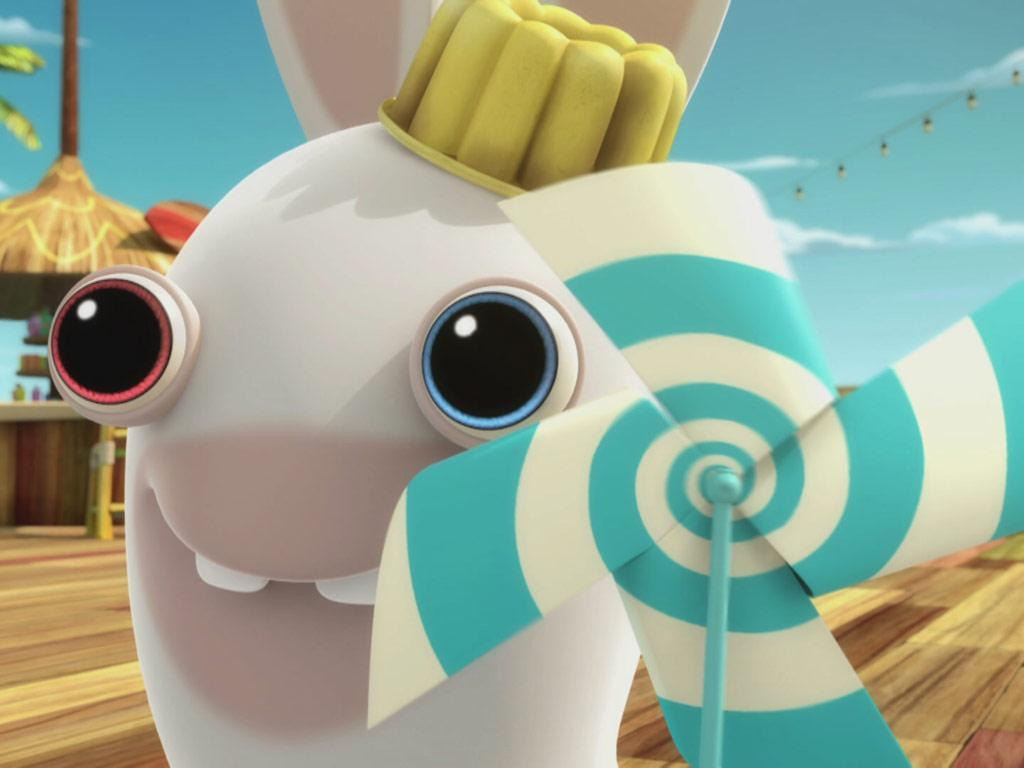 Ridiculous Rabbid Moment #12