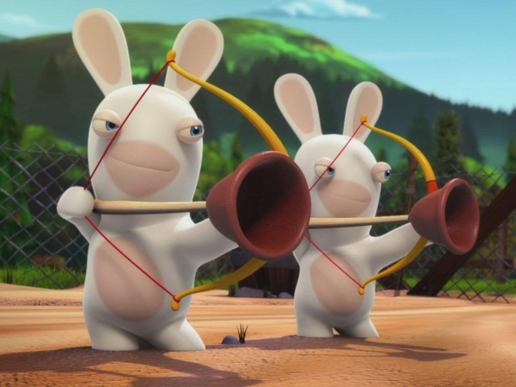 Ridiculous Rabbid Moment #4