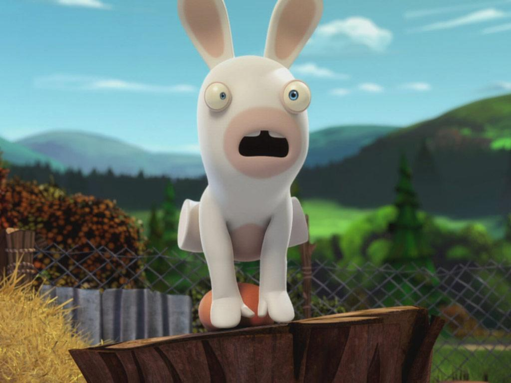 Ridiculous Rabbid Moment #6