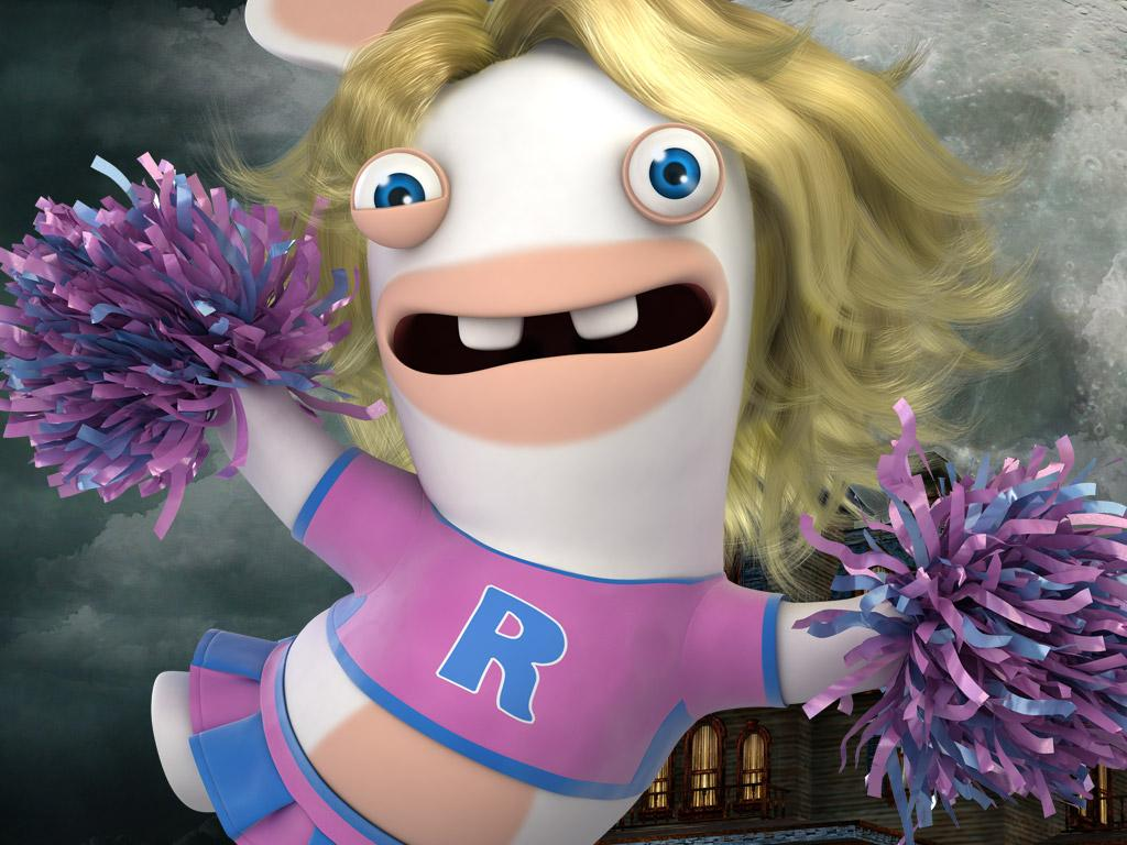 Creepy Cheerleader