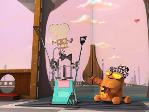 Robot & Monster: Inventions