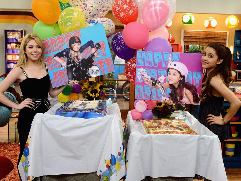 Happy Double Birthday Jennette and Ariana
