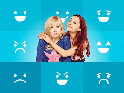 Say It With: Sam & Cat GIFs