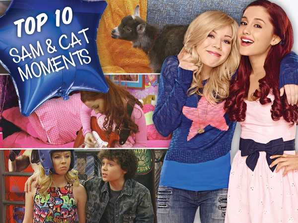 Sam & Cat: Top 10 Sam and Cat Moments