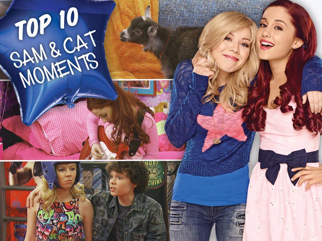 Top 10 Sam & Cat Moments