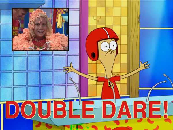 Sanjay and Craig: Double Dare IRL!