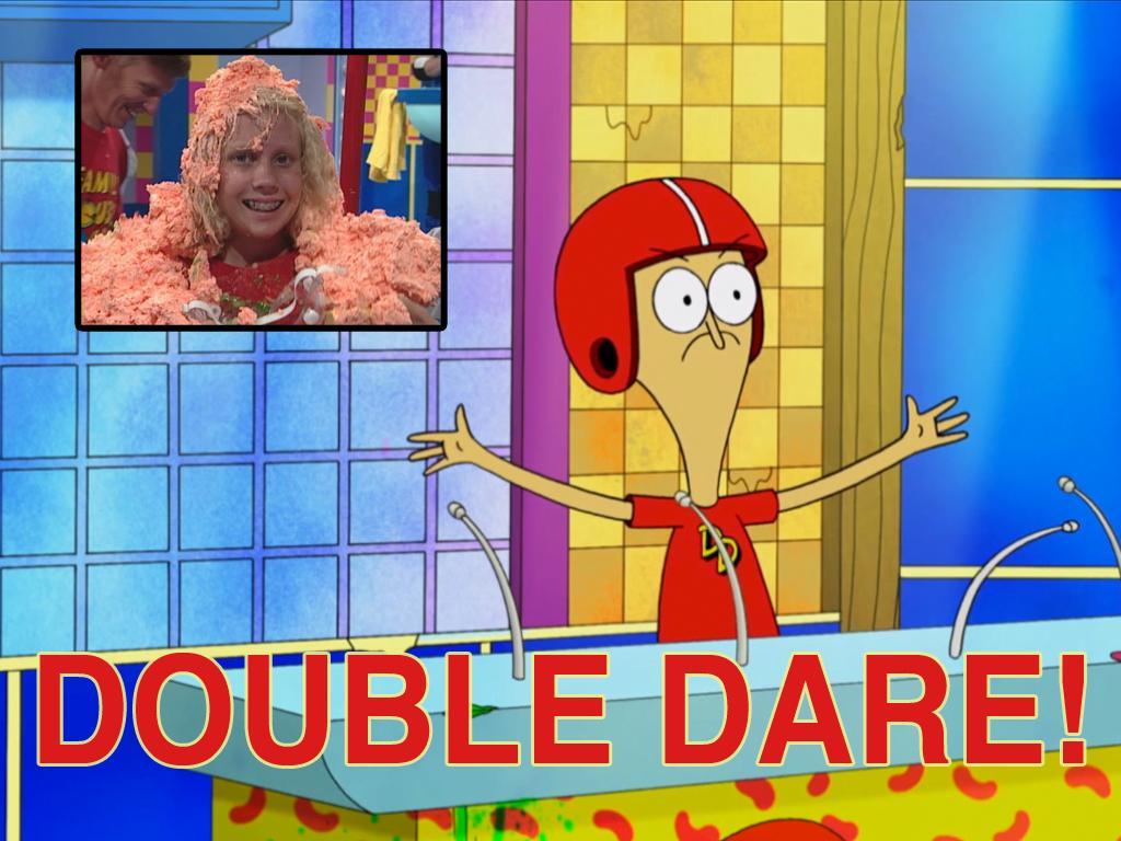 THE DOUBLE DARE
