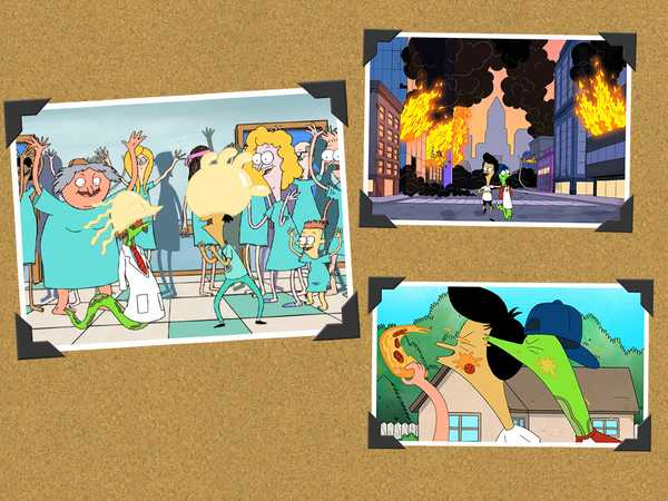Sanjay And Craig: A Day in the Life of Sanjay And Craig