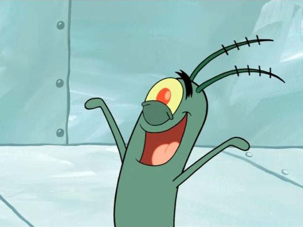 Perky Plankton