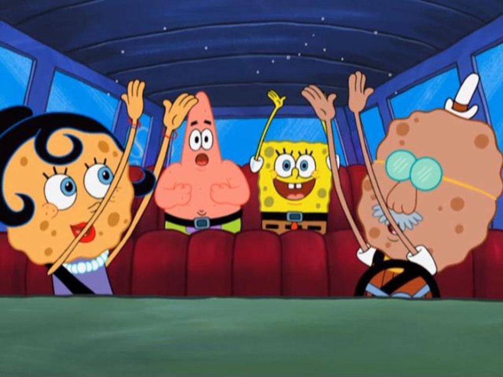 Spongy Sing Along