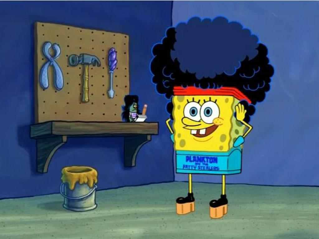 Afro power!