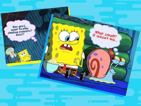 SpongeBob SquarePants: If Gary Could Talk