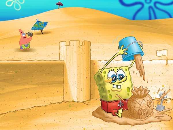 SpongeBob SquarePants: SpongeBob's Summer Vacation