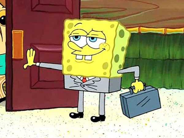 SpongeBob SquarePants: SpongeJob Squarepants