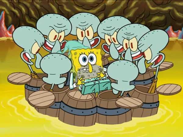 SpongeBob SquarePants: Spring Premiere Preview