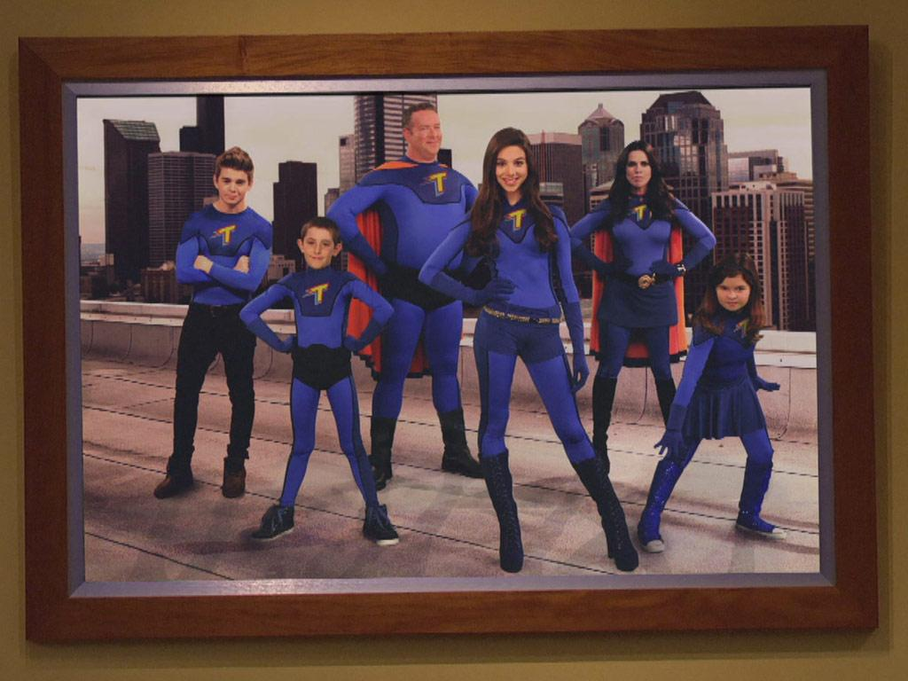 The Thundermans Family Rules