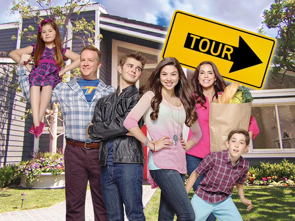 Tour The Thundermans' House!