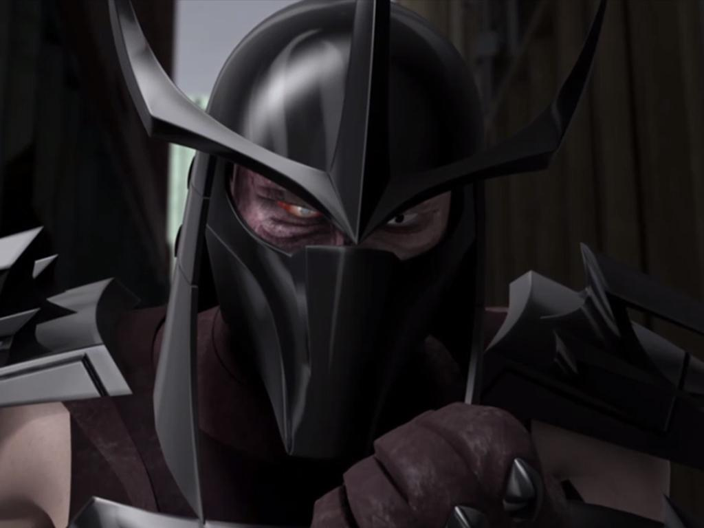 5. Seriously Shredder