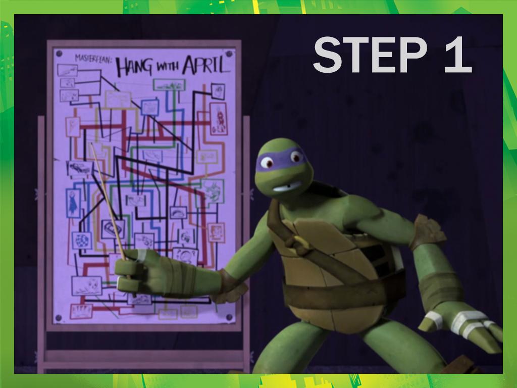 STEP 1: Make A Plan