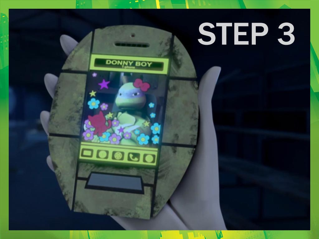 STEP 3: Send A Fab Pic