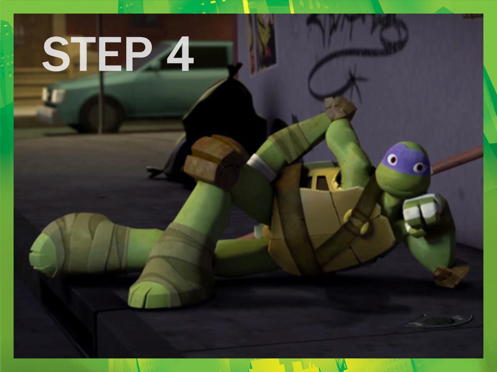 STEP 4: Always Look Fly