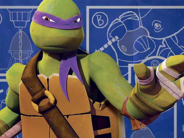 TMNT: Donnie's Inventions