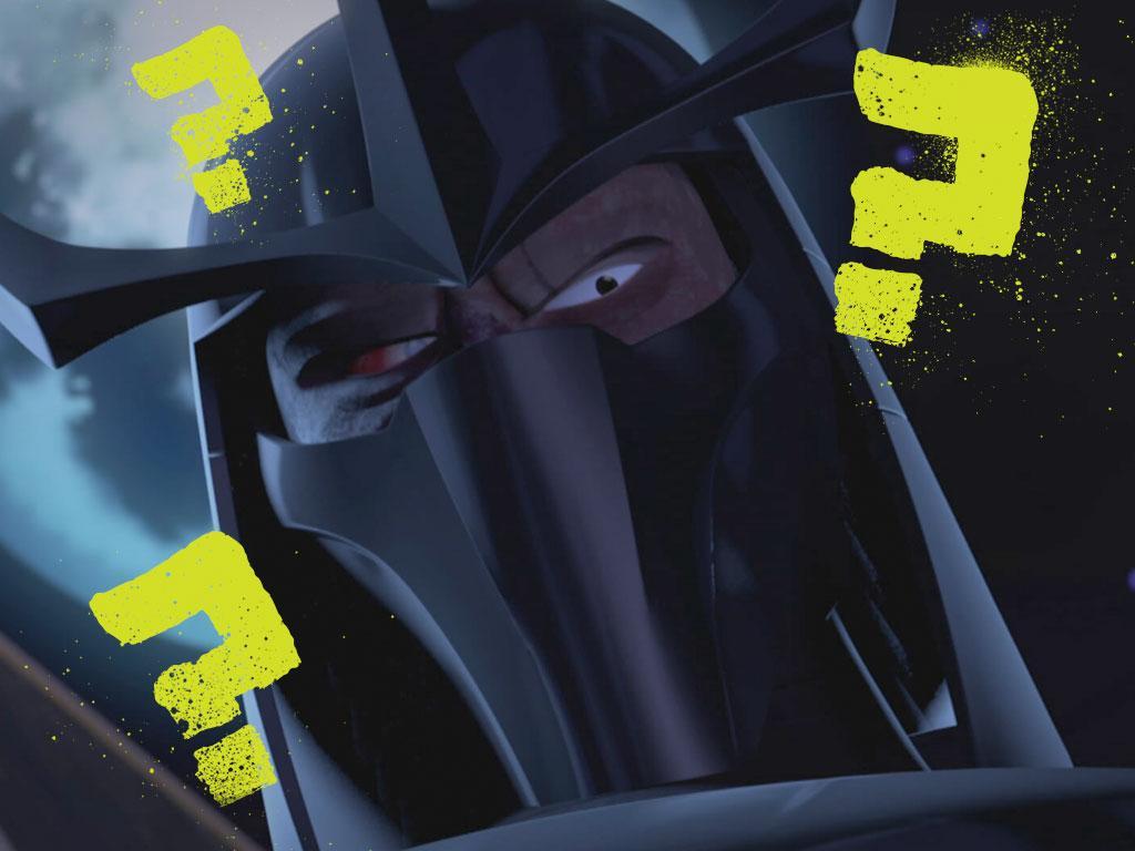Mystery #1: Shredder The Dreader