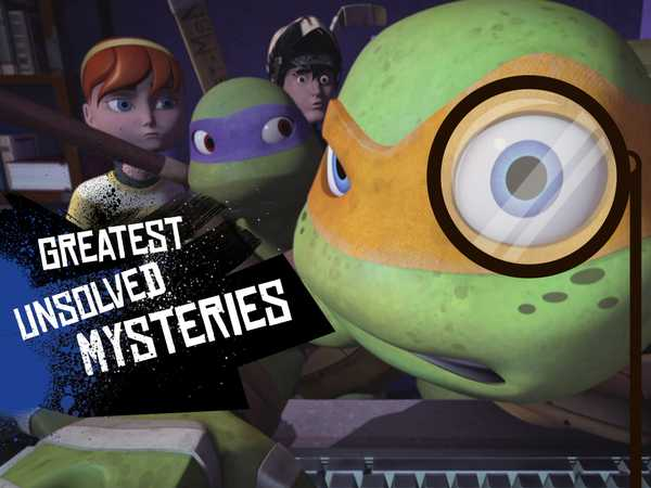 Greatest Unsolved Mysteries!